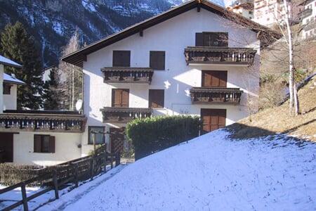 Apartmány Faggio Rosso, Molveno   (6)