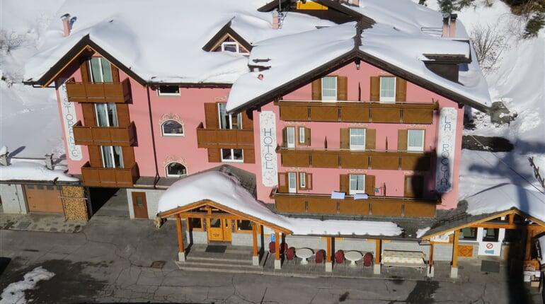 Hotel La Roccia, Passo Tonale  (19)