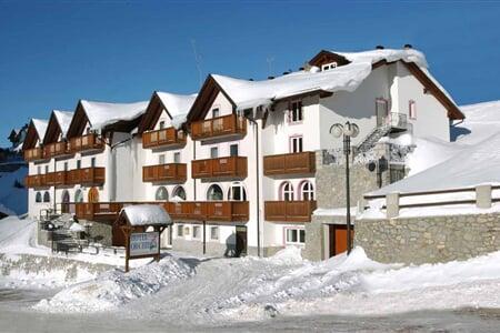 Hotel Orhcidea, Passo Tonale  (7)