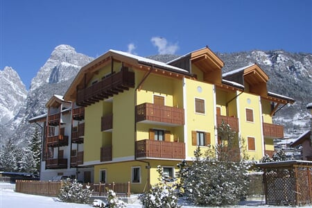 Rezidence Alpenrose, Molveno (1)