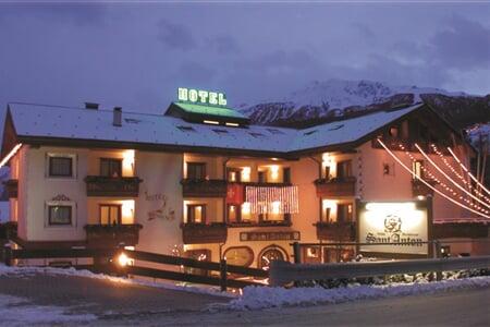 Hotel Sant Anton, Bormio (10)