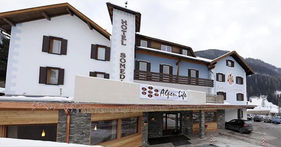 Hotel Someda, Moena (1)