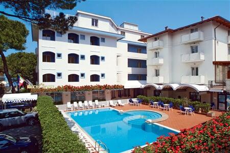 Hotel Ricchi, Rimini (2)