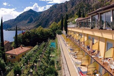 Hotel Villa Drice - Limone  (10)