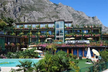 Hotel Alexander, Limone (1)