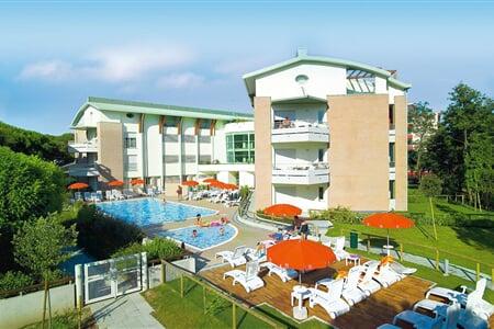 Residence Al Parco, Bibione (3)