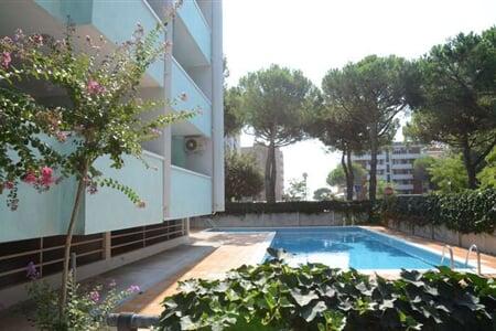 Apartmány Acquaverde, Bibione (2)