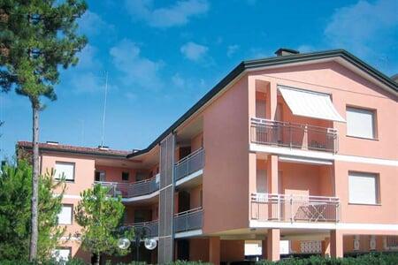 Apartmány Dei Pini, Bibione (4)