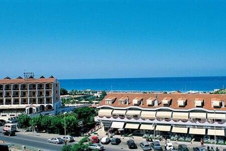Residence La Playa, Scalea (2)