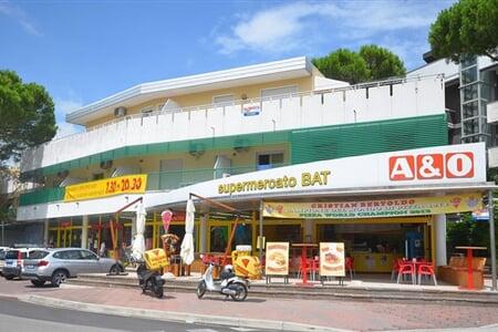 Apartmány Riviera Beach (1)