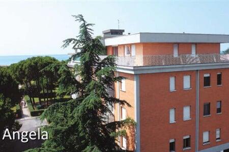 Apartmány Angela e Pordenone, Bibione (8)