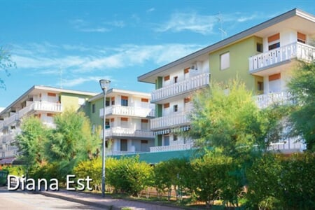 Apartmány Lido del Sole Beach, Bibione (9)