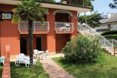 Apartmány Ibiza, Menorca, Lignano (1)