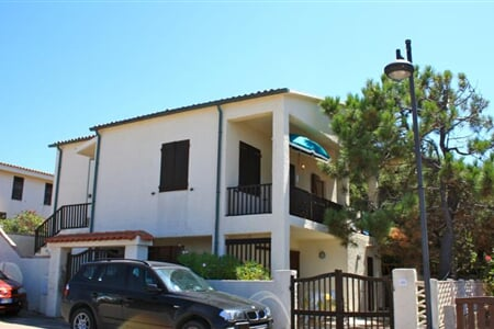 Apartmány Borgo Spiaggia, Isola Rossa (10)