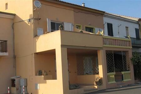 Apartmány Lungomare, Isola Rossa (3)