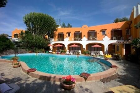 Hotel Aragonese, Ischia (6)