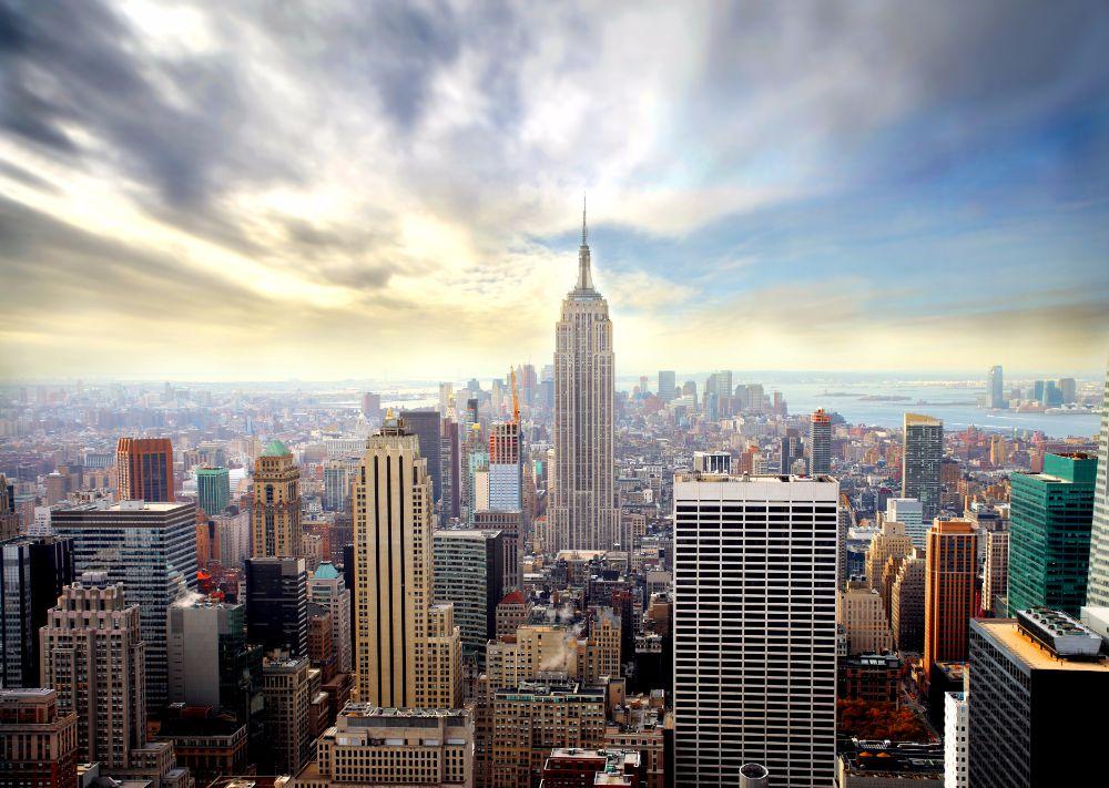 Webová stránka seznamování města New York