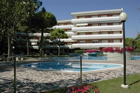 Residence La Meridiana, Lignano Riviera