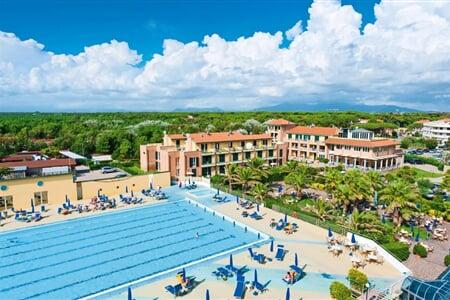 Residence Continental Resort, Tirrenia (11)