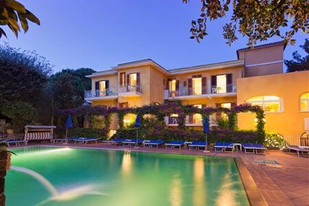 Hotel Cleopatra, Ischia (2)