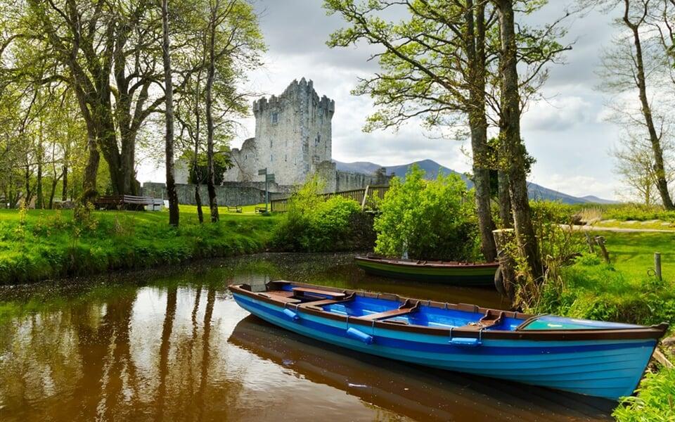 Poznávací zájezd Irsko - Ring of Kerry