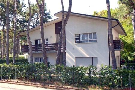 Villa Liana, Lignano