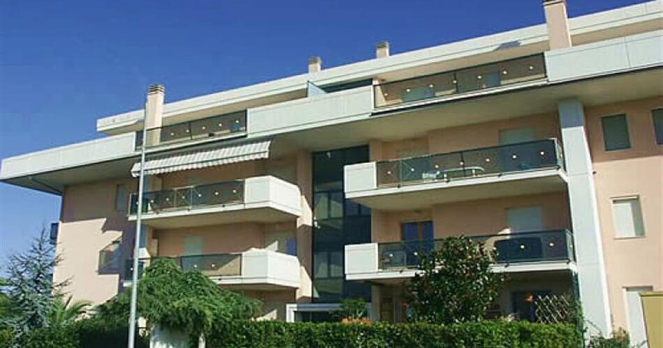 Apartmány Baracca, Villa Rosa (1)