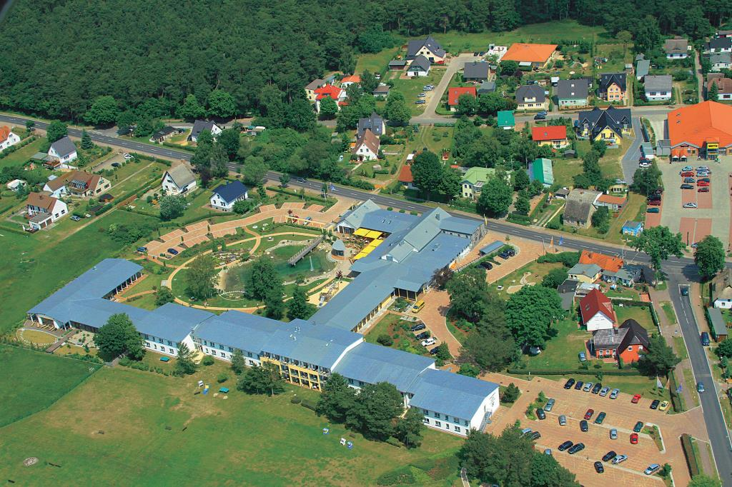 Trassenheide - Fam. Wellnesshotel Seeklause ...