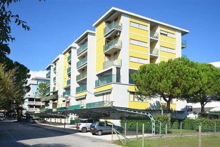 Apartmány Laguna Piccola, Bibione (1)