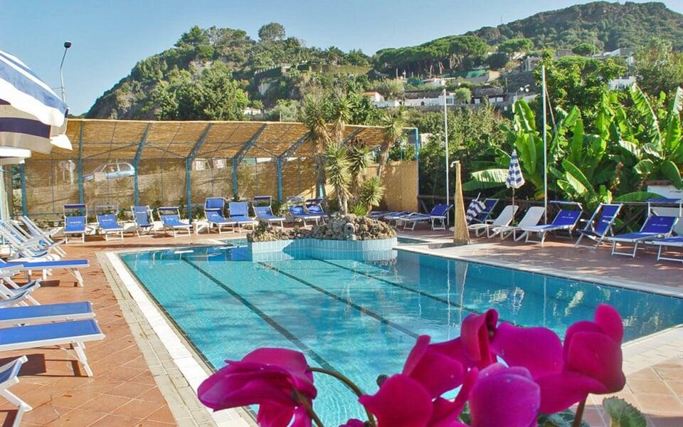 Hotel Villa Franca, Forio (2)