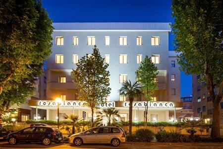 Hotel Rosabianca, Rimini