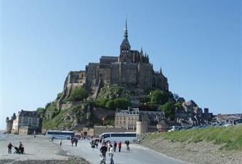 Erika tour-Normandská a bretaňská zastavení 61-Mont - St - Michel