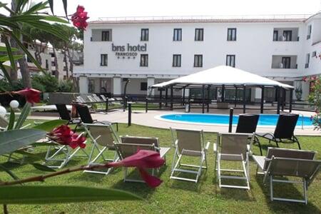 Bns Hotel Francisco, Baia Domizia (12)