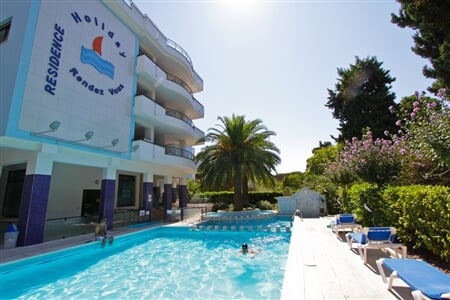 Residence Holiday Rendez Vous, Pineto (4)