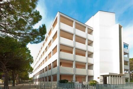 Apartmány Duca degli Abruzzi, Caorle (1)