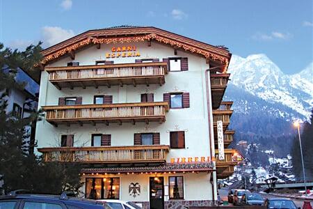 Hotel Garni Esperia, Alleghe (1)