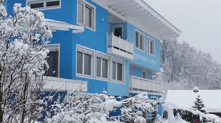 Foto - Mölltal - Apartmánový dům Lercher