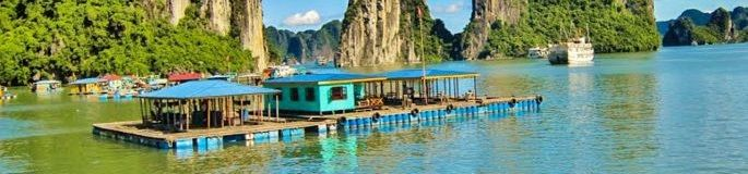 plavby asie