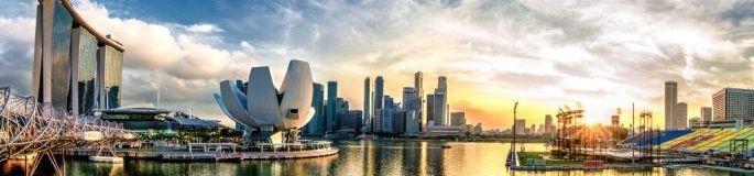 plavby Singapur