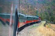 Vlak El Chepe