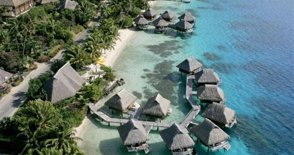 Foto - Bora Bora - Tahiti, Le Maitai Bora Bora ***, Bora Bora, Manava Suite Resort *** , Tahiti