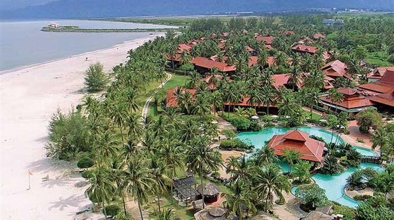 Foto - Langkawi - Malajsie, Meritus Pelangi Beach Resort *****, Langkawi