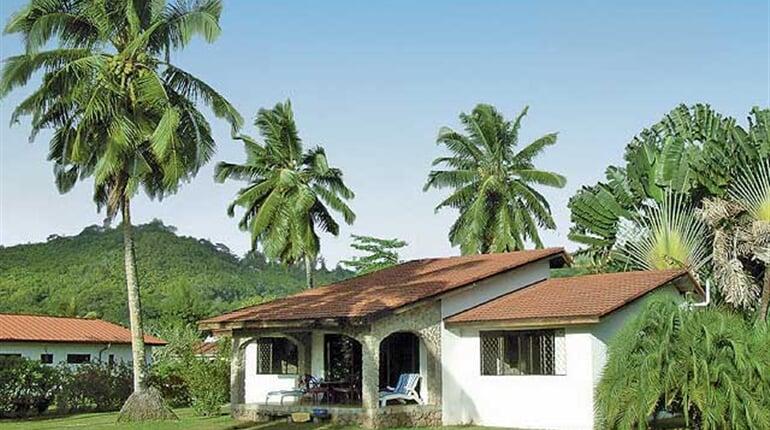 Foto - Seychely - Mauritius, Blue Lagoon Chalet **, Mahé, Hotel Villas Mon Plaisir **+, Mauritius- severozápadní pobřeží