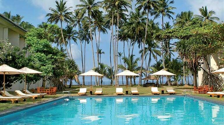 Foto - Srí Lanka, Hotel Mermaid ***, Srí Lanka-Wadduwa
