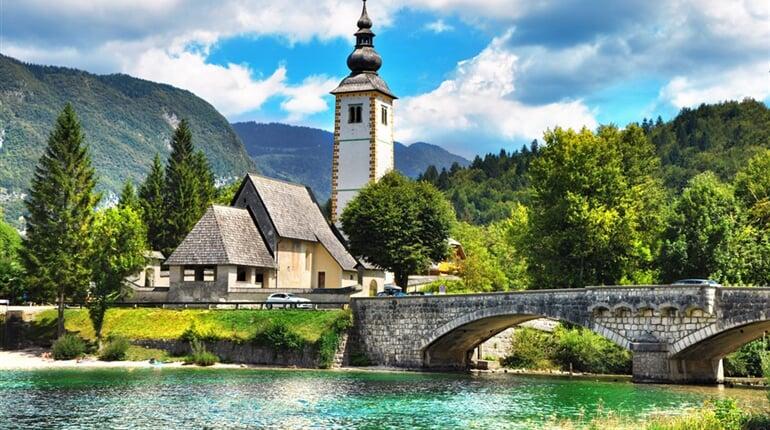 Poznávací zájezd Slovinsko - Ribačev Laz