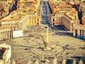 Velikonoce v Římě