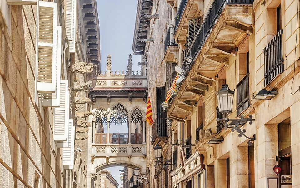 Poznávací zájezd Španělsko - Barcelona