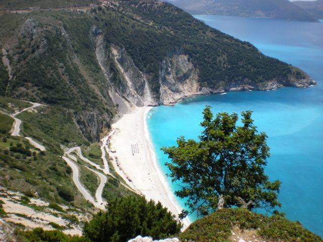 plavby řecko