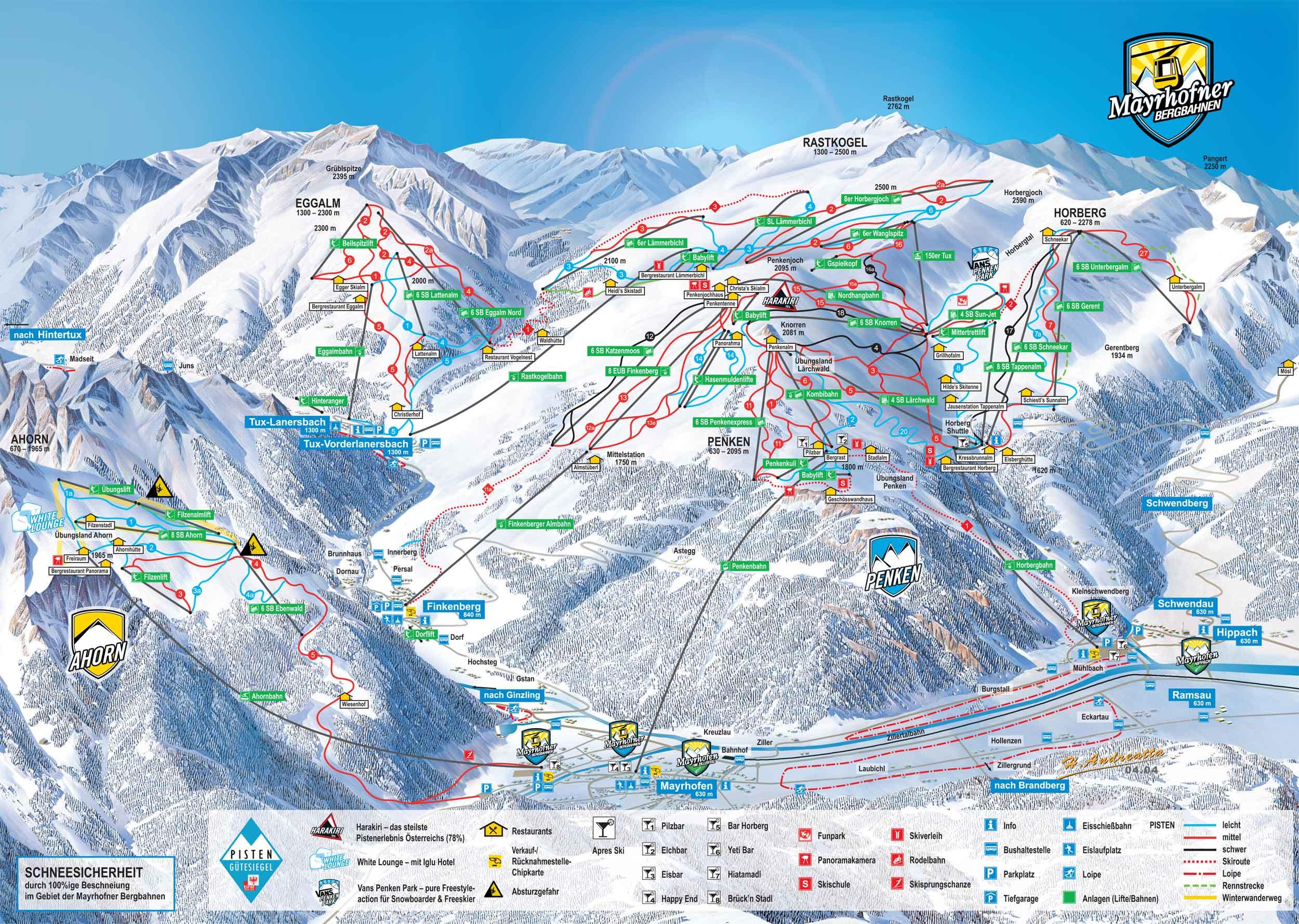 RAK Zillertal   Mayrhofen