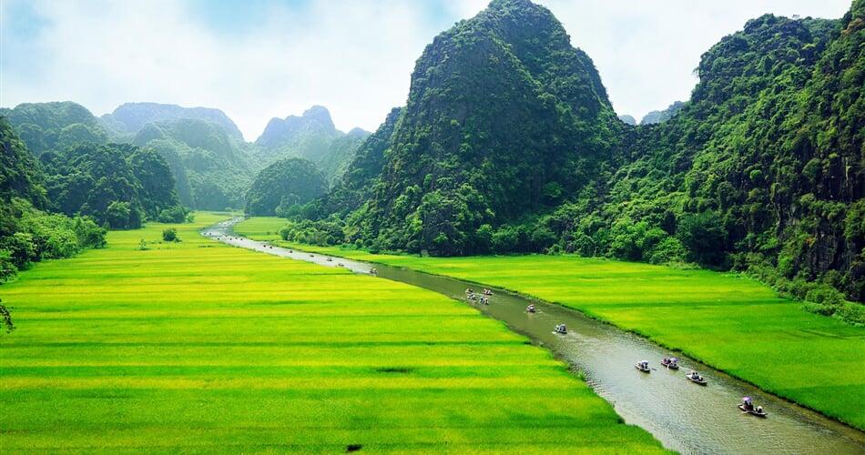 Foto - Vietnamem od severu k jihu